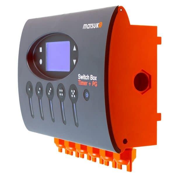 Matsuko Switch Box Timer with Pump Guard